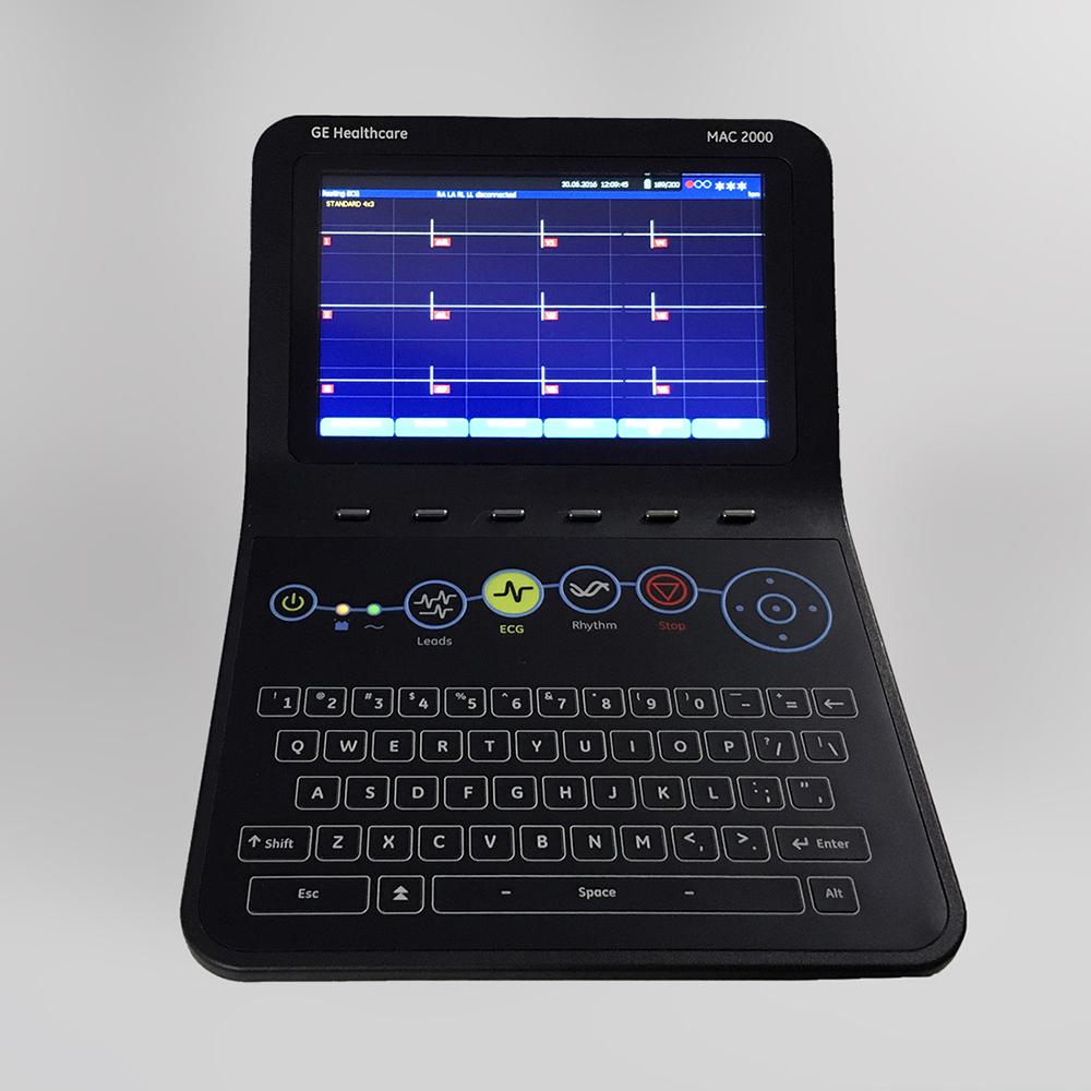 GE MAC 2000