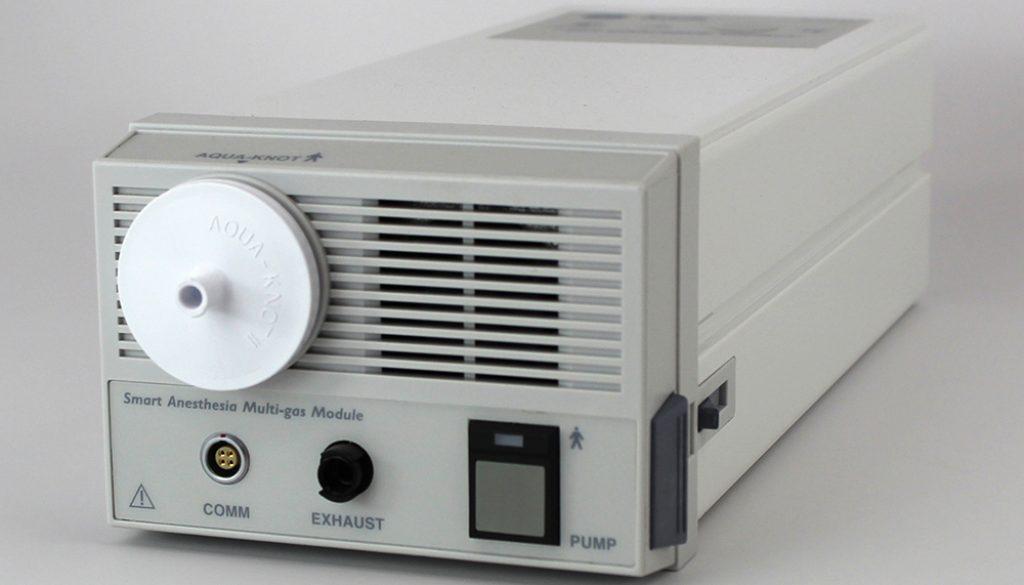 SAM Smart Anesthesia Multi-gas Module